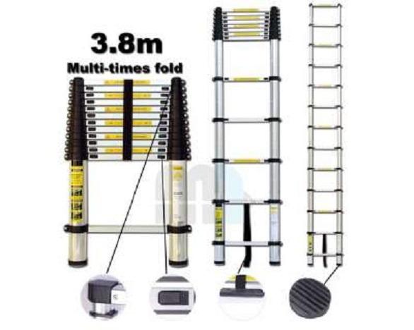 La scala telescopica - Scala telescopica alluminio ...