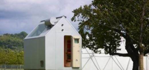 Renzo Piano La Casa Piu Piccola Del Mondo : Raccolta differenziata con stile innovativamente