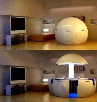 Idee per risparmiare spazio in casa - Risparmiare in casa ...