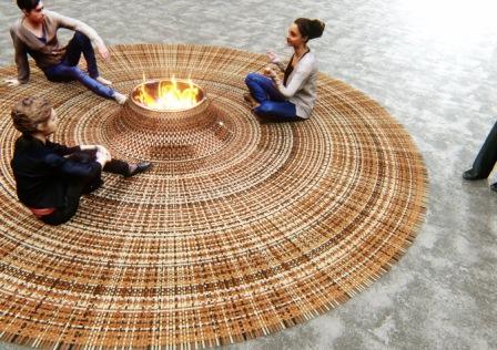 tappeto per camino : Tappeto con camino - InnovativaMente.com